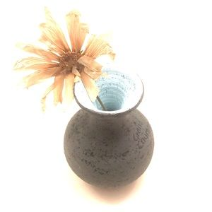Grand Cayman Custom Pottery - Ceramic Vase